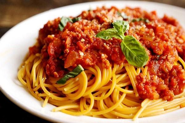 cách làm mỳ Ý đơn giản