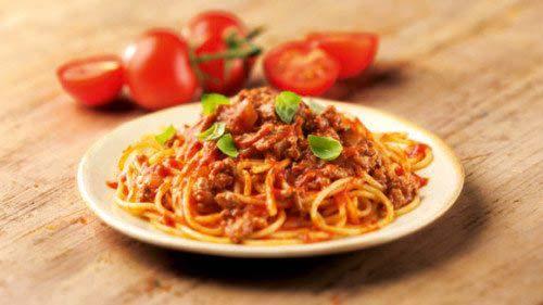 Bí quyết làm mỳ Ý ngon đúng điệu