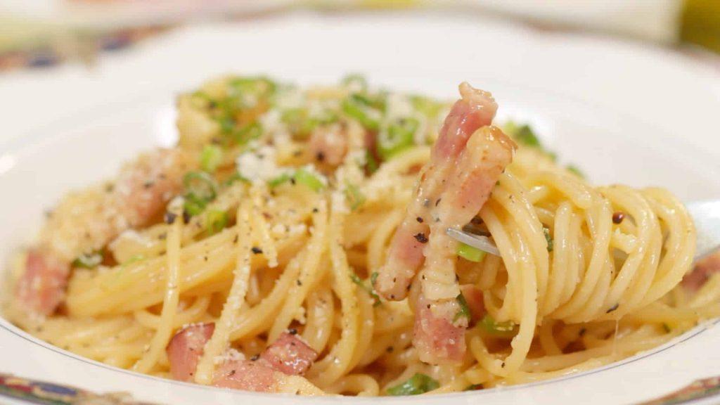 Hướng dẫn chi tiết về cách làm món mỳ Spaghetti Carbonara