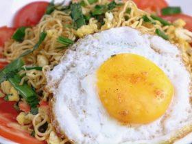 Có nên tiến hành kinh doanh món mỳ Ý kết hợp với trứng ốp la hay không?